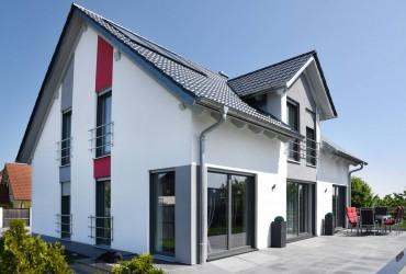 Beispiele Neubau Dachstuhl