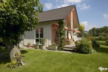 Wohnhaus Anbau in Holzrahmen – Bauweise (Niedrigenergie)