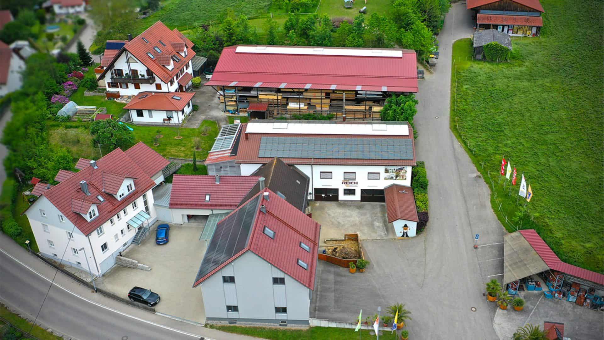 Zimmerei Reich GmbH & Co. KG | Augsburg, Bayern